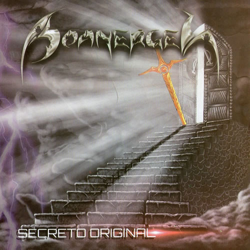 Boanerges – «Secreto Original» (CD 2017)