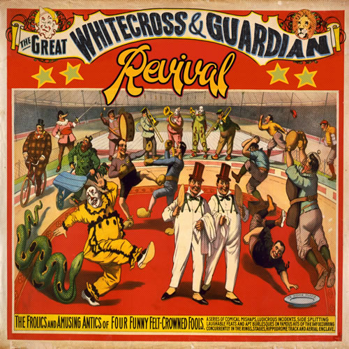"The Great WhiteCross & Guardian – ""Revival"" (EP 2017)"